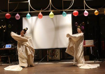 Lunar New Year Dancing